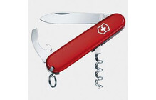 Victorinox Offiziersmesser Waiter 84mm, rot